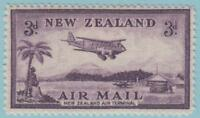 New Zealand C7 Mint Hinged OG * - No Faults Very Fine!!!