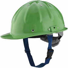 Forester Cap Aluminum Hard Hat Safety Green