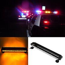 54 LED Car Roof Ceiling Warning Light Bar LED Emergency Traffic Strobe Light rh