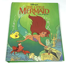 Little Mermaid Popup Book - First Edition