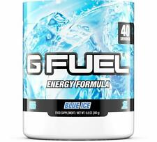 G Fuel Blue Ice Tub (40 Servings) Elite Energy and Endurance Formula