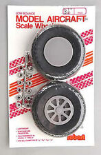 Robart Scale Wheels 3-1/4  (2) 134