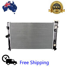 Aluminum Radiator For Holden Commodore VZ LS1 LS2 V8 SS 2004-2008 Auto/Manual