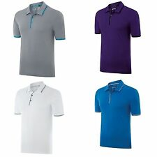 adidas Patternless Y Neck Casual Shirts & Tops for Men