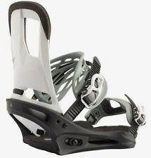 Burton - Cartel Re:Flex   2020 - Mens Snowboard Bindings   Black / White