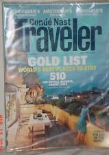CONDE NAST TRAVELER JANUARY 2013 GOLD LIST CARIBBEAN AMSTERDAM HONOLULU ROME