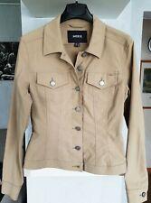 Mexx super coole leichte Jeansjacke Stretch beige 34
