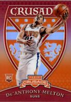 2018-19 Panini Chronicles Red #554 De'Anthony Melton Crusade /149