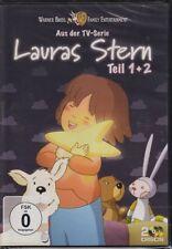 Lauras Stern Teil 1+2 - 2 DVD's/NEU/OVP