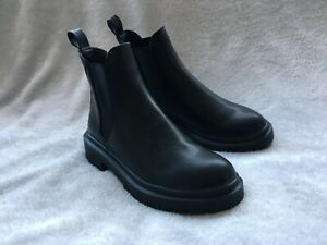 black adam chunky chelsea boots by Schuh