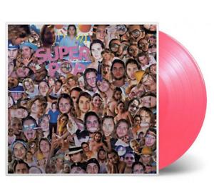 Jett Rebel Super Pop LP Pink Coloured Vinyl Numbered New Sealed Limited Edition