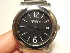 NAUTICA -QUALITY WATCH that is AFFORDABLE.-  MODEL 08009G