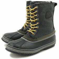 SOREL Boots 1964 Premium T Cvs Sorel / Columbia Gummi Schwarz Gr.43 NEU