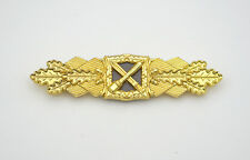 GERMAN ARMY WW2 1957 Issue German Close Combat Clasp in Gold