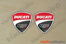 PEGATINA STICKER VINILO Ducati Corse ref2 autocollant aufkleber adesivi