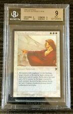 MTG Magic The Gathering ~ Legends ~ Infinite Authority ~ BGS 9 Mint