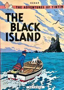 Tintin & the Black Island