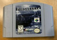 Forsaken 64 (1998) - Nintendo 64 - Cartridge Only