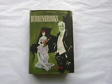 Thomas Mann - Buddenbrooks - G.B. Fisher Velgar - Prima edizione 1953