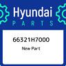 66321H7000 Hyundai 66321h7000 66321H7000, New Genuine OEM Part