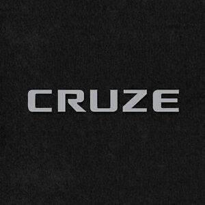 Lloyd Mats Velourtex Black Front Floor Mats For Chevrolet Cruze 2011-2018