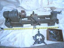 vintage Craftsman 109-20630 Bench top metal lathe restore & Use