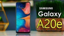 """NUOVO SIGILLATO Samsung Galaxy A20e 5.8"""" 32GB 3GB DI RAM LTE Dual Sim 5 Colori Senza SIM"""
