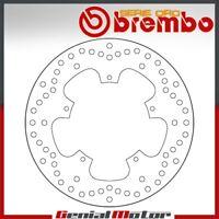 Disco Freno Fisso Brembo Oro Anteriore Gilera Nexus I.E. Sp 500 2006 > 2008