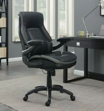 True Innovations Dormeo Octaspring Manager's Office Bonded Leather Chair