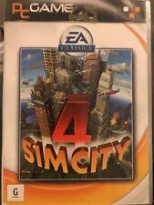 EA CLASSICS Sim City 4 PC GAME