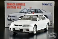 [TOMICA LIMITED VINTAGE NEO LV-N169a 1/64] NISSAN SKYLINE GT-R AUTECH POLICE