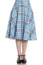 Hell Bunny Plus Size Flare Skirts for Women