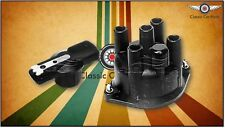 Suits Nissan Navara D21 Z24 Distributor Cap + Rotor Pack JP672 - JR615 Fuelmiser