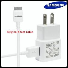 New OEM Samsung Galaxy S5 Wall Charger + 3.0 USB 5 feet Original Cable