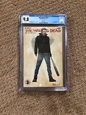The Walking Dead 163 Variant CGC 9.8