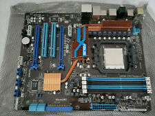 ASUS M4N98TD EVO Motherboard AMD AM3 SLI Used with original box and accessories
