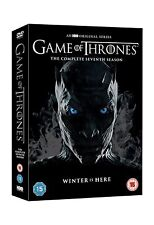 GAME OF THRONES SEASON 7 ON DVD, BRAND NEW AND SEALED, REGION 2
