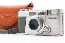 【NEAR MINT】Fujifilm Fuji KLASSE 35mm Point & Shoot Film Camera from JAPAN #274