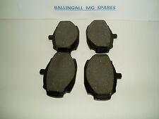 182-227 GBP202AF MG MGB/GT FRONT DISC PAD SET OF 4 PADS