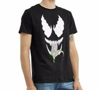 Marvel Comic Books Venom,Tongue Out Sinister Movie Smile SpiderMan Tee Shirt New