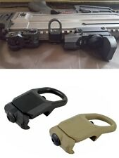 Tactical Quick Detach GBB Buckle Sling Mount Attachment Adapter Fit 20mm Rail