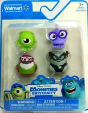 NEW Disney Pixar Monsters University Inc Mini Figure Collect All Kids Toy Mike