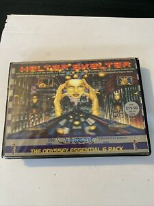 Helter Skelter The Odyssey Essential Pack 1989-1996 6 Tape Pack Drum & Bass