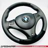 Volant en Cuir Airbag BMW M-POWER E81 E82 E84 E87 E88 E90 E91 E92 E93 Alcantara