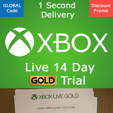 Xbox Live 14 Day Gold Trial + GAME PASS Ultimate - 2 Weeks Xbox One PC PROMOTION