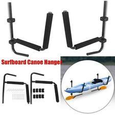 Kayak Rack Wall Mount Ladder Surfboard Storage Canoe Hanger Ti Folding X7S0