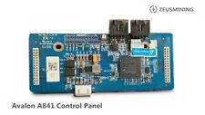 Avalon A841 control panel