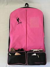 AMDance Designs Pink Costume Bag ~ Hold 6-8 Costumes