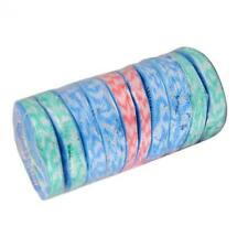 10Pcs Compressed Travel Camping Towel Disposable Cotton Washcloth Wipes Tissues