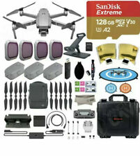 DJI Mavic Pro 2 Drone with Fly More Combo, 3 Batteries, 128GB, ND Filter Bundle